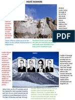 214example of real mt rushmore then student sample