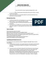 law case study analysis