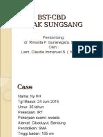 case letak sungsang