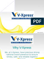 Our Special Services- V-Xpress