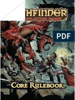 Pathfinder RPG Credits