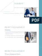 Project Management (QTB)