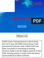 AutoCAD Training Centre,GD & T Training,STAAD Pro