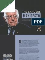 The Sanders Manifesto