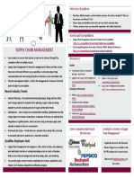Supply Chain Mnmgt - Handout