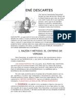 Descartes 2º bachillerato
