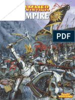 Warhammer Fantasy Battle - Armybook - The Empire[ENG]