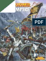 Warhammer Fantasy Battle - Armybook - The Empire[ENG]