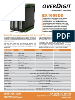 EX1608DD Brochure