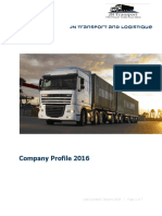 JN Transport Company Profile