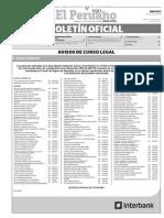 Boletín Oficial de la República Argentina, Número 33.416. 12 de julio de 2016