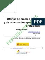 BOLETIN OFERTA EMPLEO PUBLICO 28.06.2016 AL 04.07.2016.pdf