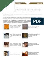 Manual Tratamiento Decoracion y Restauracion de Madera