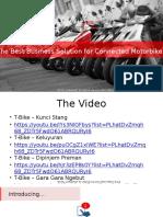 9. T-Bike Fleet - Presentation_Shared_EBIS