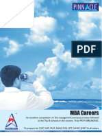 MBA Careers
