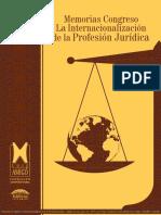 Internacionalización de la Profesión Jurídica