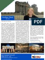 Berliner Brief Juli 2016