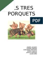 Treball Els Tres Porquets