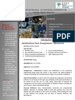 CGSC Draughtsman Mechanical