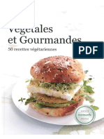 Végétales et Gourmandes - 50 Recettes Végétariennes.pdf