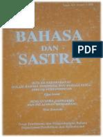 Seno Gumira Adjidarma dan Pelajaran Mengarang