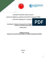 რეკომენდაციები პარტიების დაფინანსების შესახებ 28 მაისი 2013