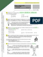 3º AVAL 2º exame probabilidade+estatistica 2ºD