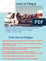 Introduction to Fatigue