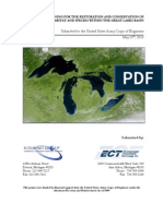 Restoration and Conservation of Habitat/Species within the Great Lakes Basin