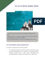 Redes Sociais ou as novas Igrejas, Bares e Praças