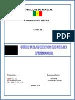 Guide d'Elaboration de Projet d' Embouche Vf