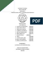 Laporan Tutorial Sken 1 Blok Geriatri