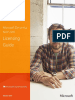 Nav 2016 Licensing Guide