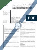 NBR 7250 - Identificação e descrição de amostras de solos obtidas em sondagens de simples reconhecimento dos solos.pdf