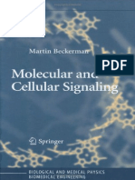 Molecular and Cel Signaling