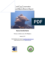 Marine Protected Area Assessment - Neuva Estrella Norte 2015