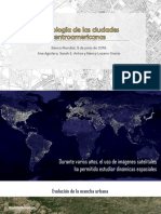 4. Presentación - Morfologia de Las Ciudades Secundarias en Centroamérica