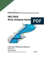 HEC-RAS 5.0 Reference Manual
