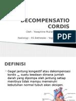 Decompensatio Cordis