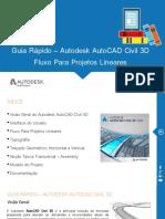 Guia Rápido AutoCAD Civil 3D