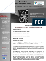 Auto Service Technician Level6