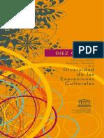 Diversidad de Las Expresiones Culturales - Unesco