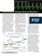 Investing in Range-Bound Markets by Vitaliy N. Katsenelson (published in NAPFA Magazine)