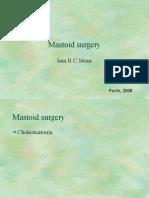 Mastoid Ectomy Powerpoint