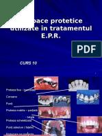 C10 EPR - Mijloace Protetice Fixe
