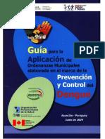 Guia Para La Aplicacion de Ordenanzas Municipales