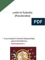 Boala lui Aujeszky