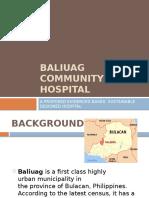 Baliuag Community Hospital