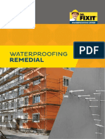 Waterproofing Remedial 112 1