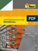 Waterproofing Remedial 112 1